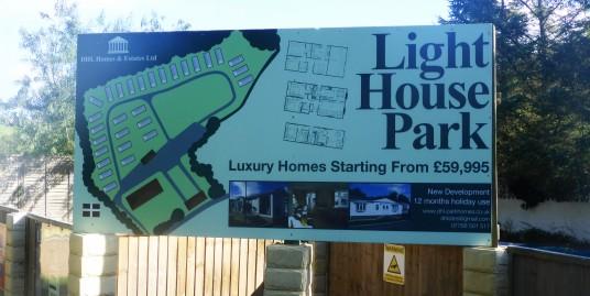 Light House Park – Newquay